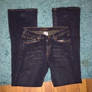 Sjb dark wash jeans